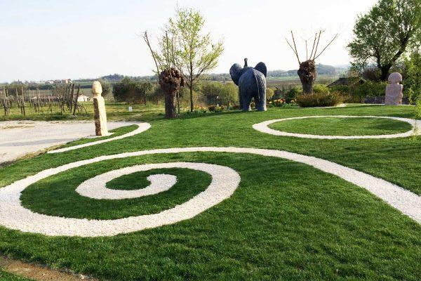Giardino Labirinto Lizzeri
