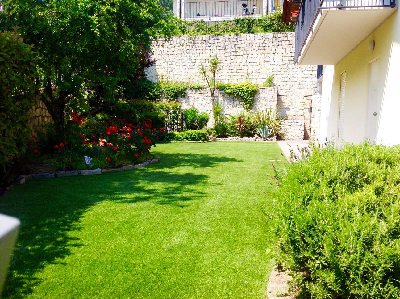 L'erba sintetica : Una Scelta di Cuore