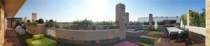 Panoramica Terrazzo