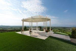 Gazebo Villa Belvedere