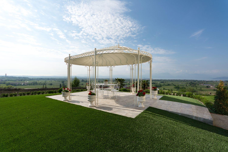 Trento, Realizzazione Giardini