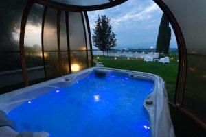 Jacuzzi Villa Belvedere