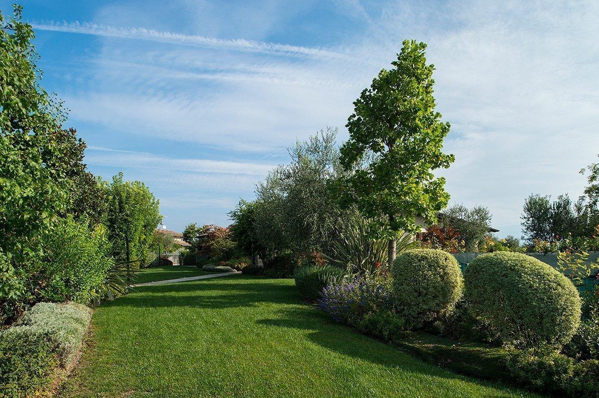 Progettazione e Realizzazione Giardino a Gargnano