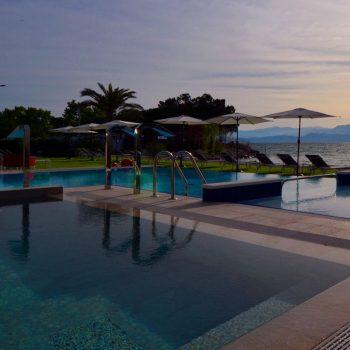 Piscine Hotel Ocelle